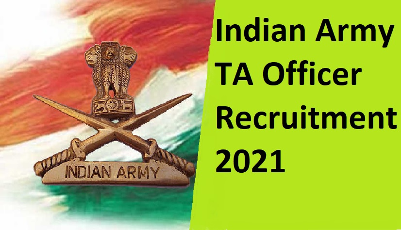 Indian Army form apply date 2021